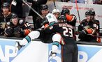 Couture, Jones lead Sharks past Ducks again on road, 3-2