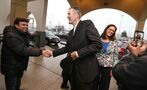 Taxpayers hand Pallister a broom