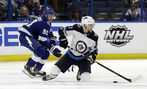 Ehlers moves to top line as Jets kick off final homestand of season