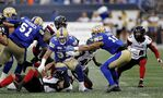 Bombers blowout in the cards