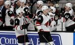 Ekman-Larsson's late goal leads Coyotes past Sharks, 3-2