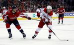 Hurricanes beat Capitals on day sale to Dundon is finalized