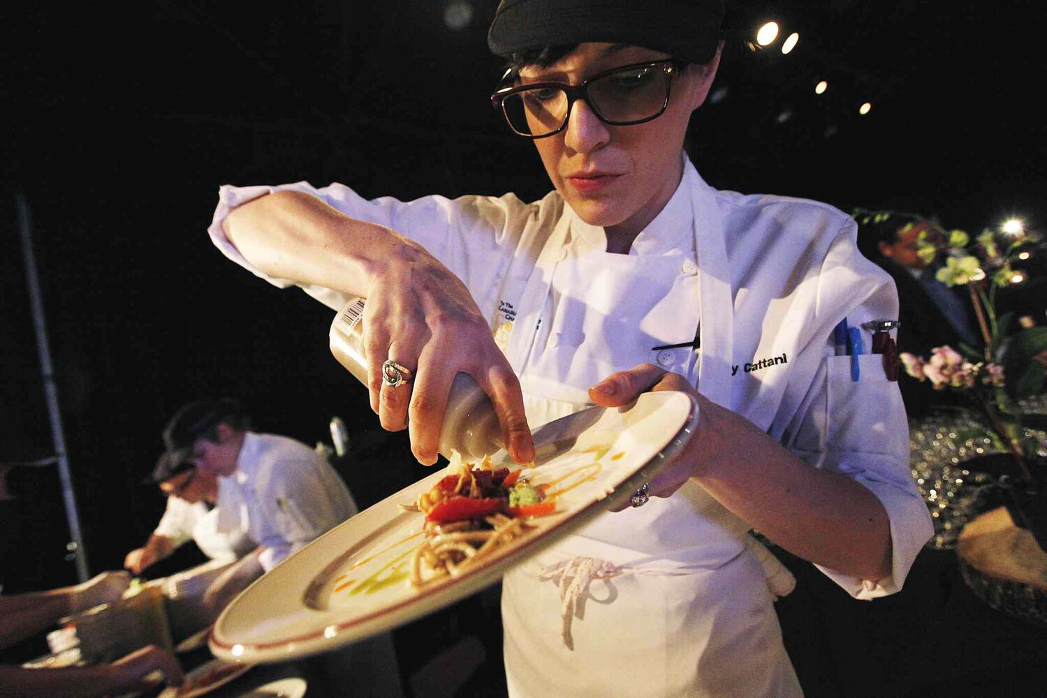 Kelly Cattani of Elements the Restaurant (Winnipeg Free Press)