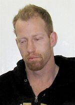Travis Vader is shown in an RCMP handout photo. First-degree murder charges have been re-activated against a suspect in the deaths of a pair of Edmonton-area seniors who vanished in July 2010. THE CANADIAN PRESS/HO - RCMP