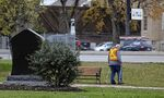 City cleans up pile of used needles discarded in Vimy Ridge Park