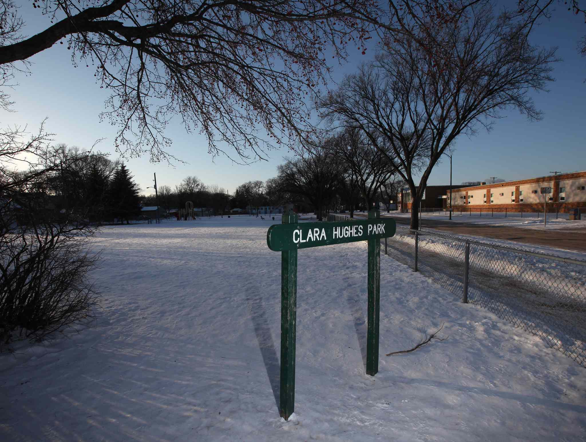 A proposed city hall budget would see the wading pool at Clara Hughes Park closed.
