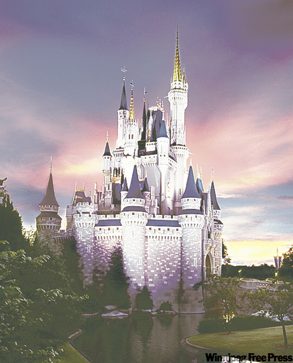 Rising 17 stories into the Florida sky, Cinderella Castle in the Magic Kingdom at Walt Disney World Resort serves as a landmark for park visitors and provides an entryway into Fantasyland.