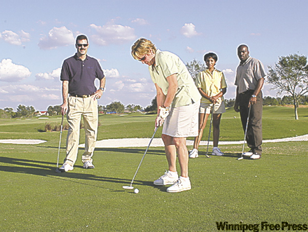 Orlando is home to 176 golf courses.