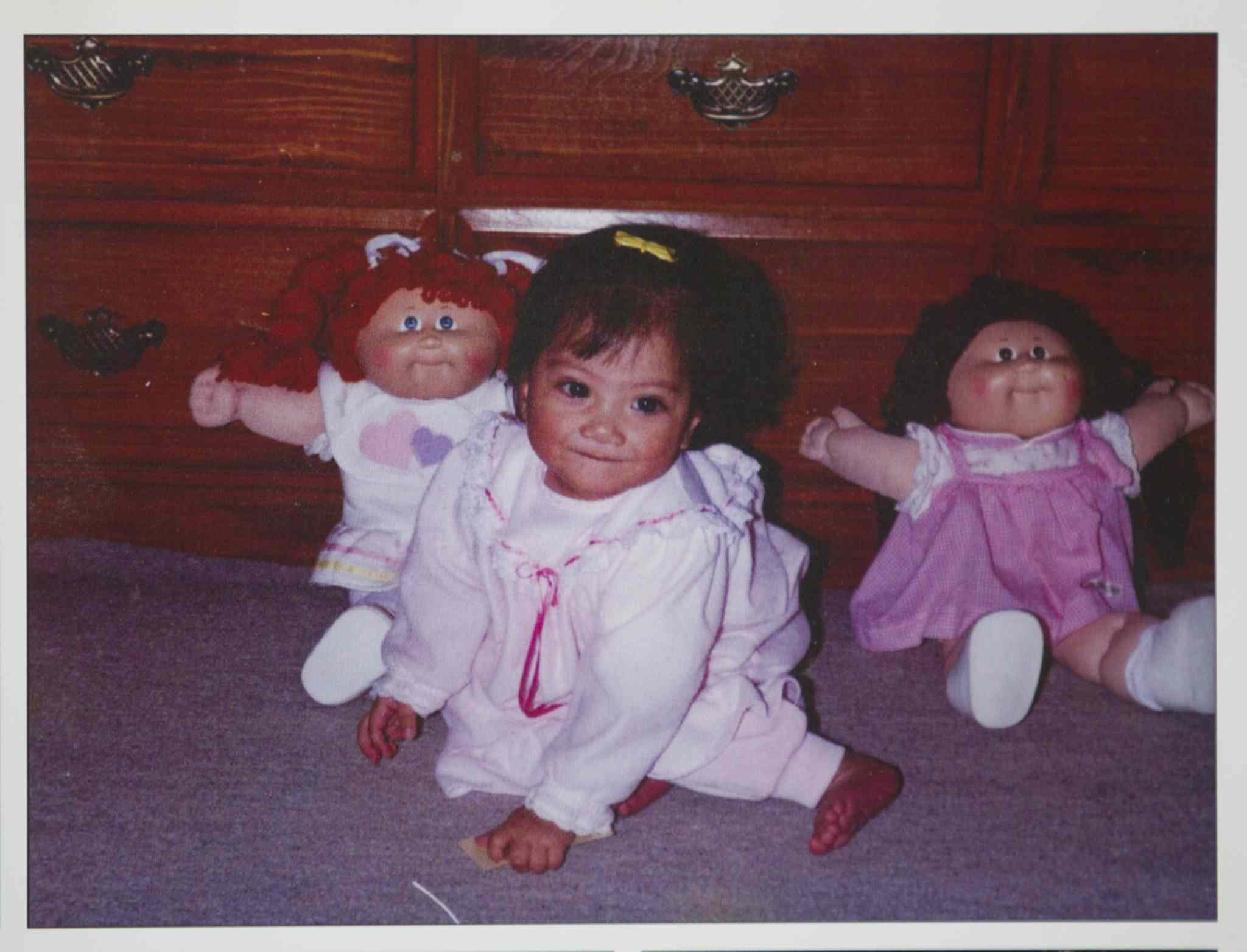 Marietess was born in 1991. She underwent surgery in 1994 to fix her heart defects, but didn't survive.