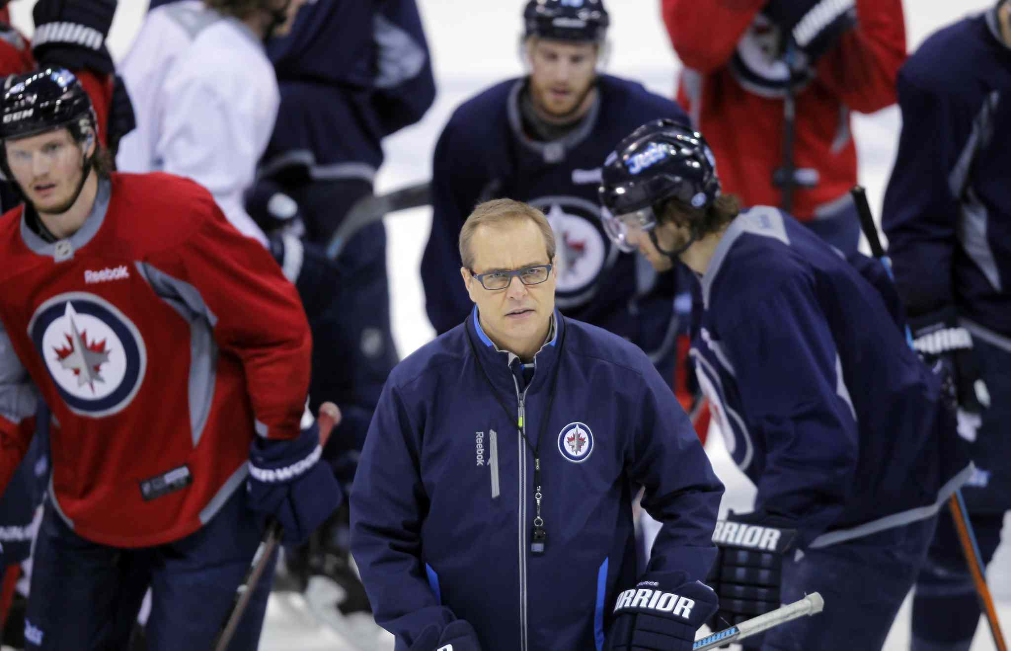 Time has shown Winnipeg Jets head coach Paul Maurice was the right man for the job, despite being hired on an interim basis. Good thing he was available.