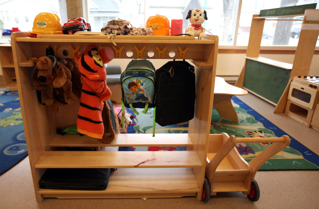 After launching the Family Child Care Project last fall, the Manitoba government gave an update Monday, saying nearly 400 child-care spots are on the way across the province. (Phil Hossack / Winnipeg Free Press files)