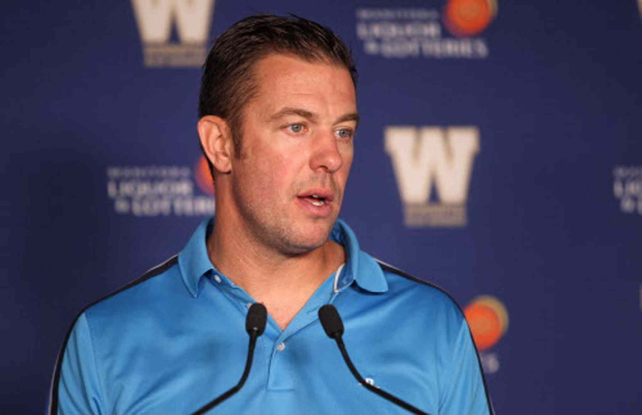'Phone's been ringing off the hook. There's still a lot of stuff going on between now and 7 o'clock tomorrow night,' Bombers GM Kyle Walters said today.