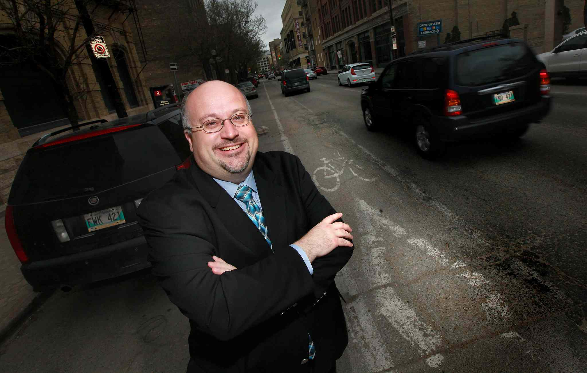 Councillor Russ Wyatt on active transportation plan: '$334 million for cycling infrastructure is simply too much'