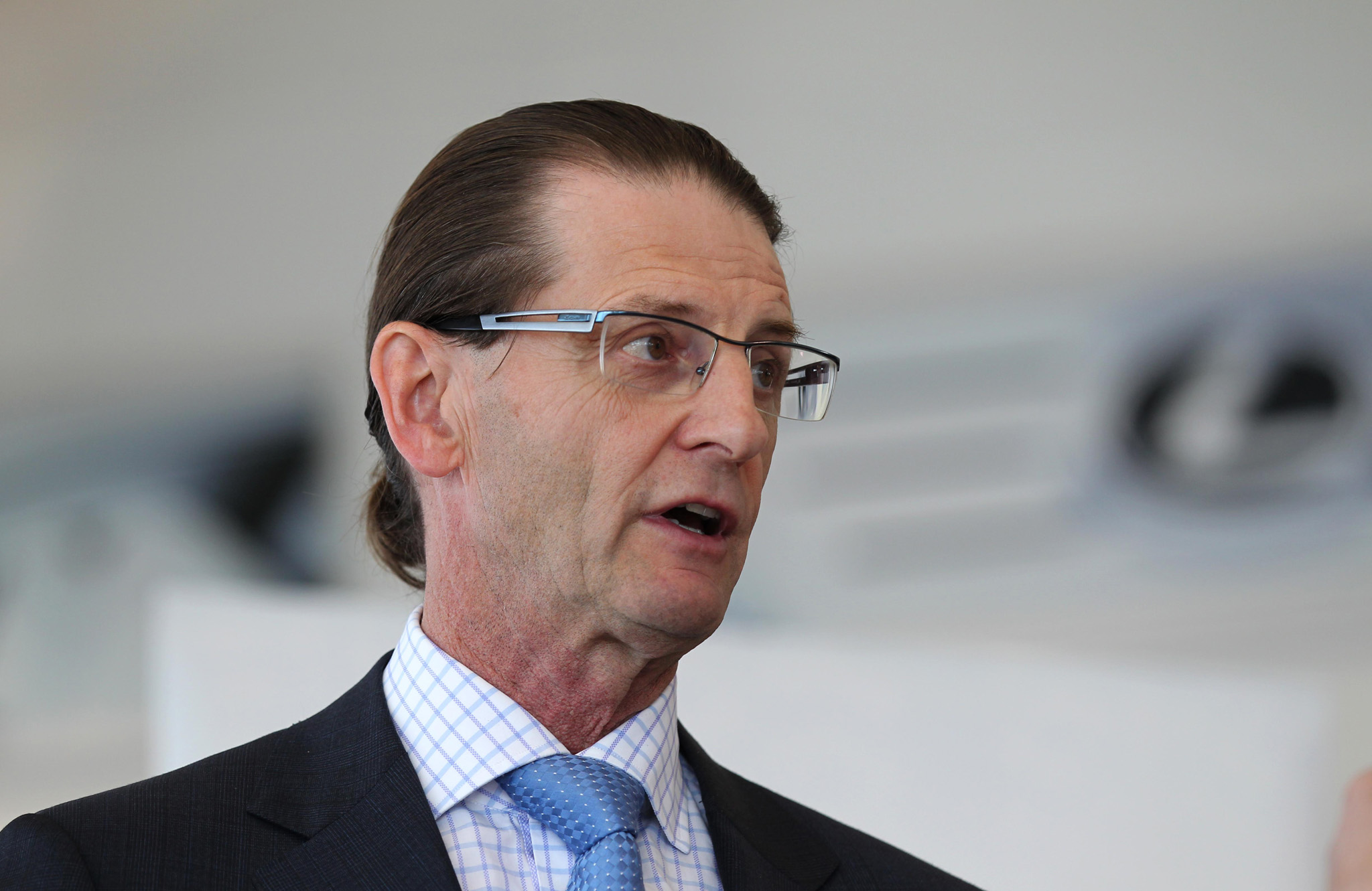 Steve Chipman, Birchwood's CEO, said sales volumes and health concerns make it impossible to continue to operate at full capacity, although all dealerships will remain open. (Ruth Bonneville / Free Press files)