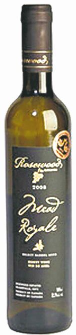 Rosewood 2008 Mead Royale.