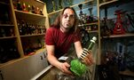 Head shops being harassed, biz owner says