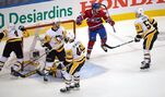 Canadiens upset Penguins 2-0 to advance to first round of NHL playoffs
