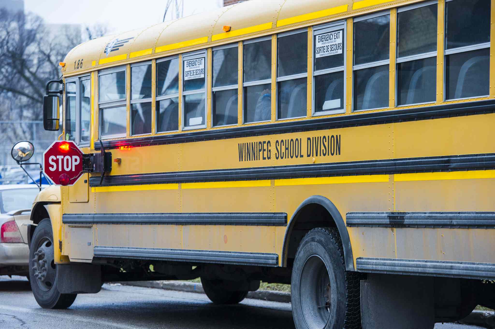 School bus drivers in the Winnipeg School Division are getting an overall 22.7 per cent raise.