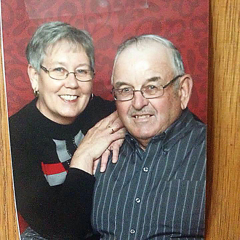 d84092bce0b5 Gladys and Wayne Gork of Birnie were in a northbound SUV that collided with  a southbound