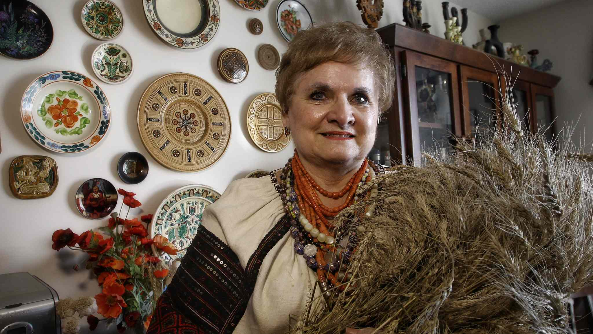 Winnipegger Orysia Tracz wrote a book on the pre-Christian roots of Ukrainian Christmas traditions.