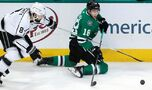 Kings edge Stars 2-1 to climb out of NHL basement