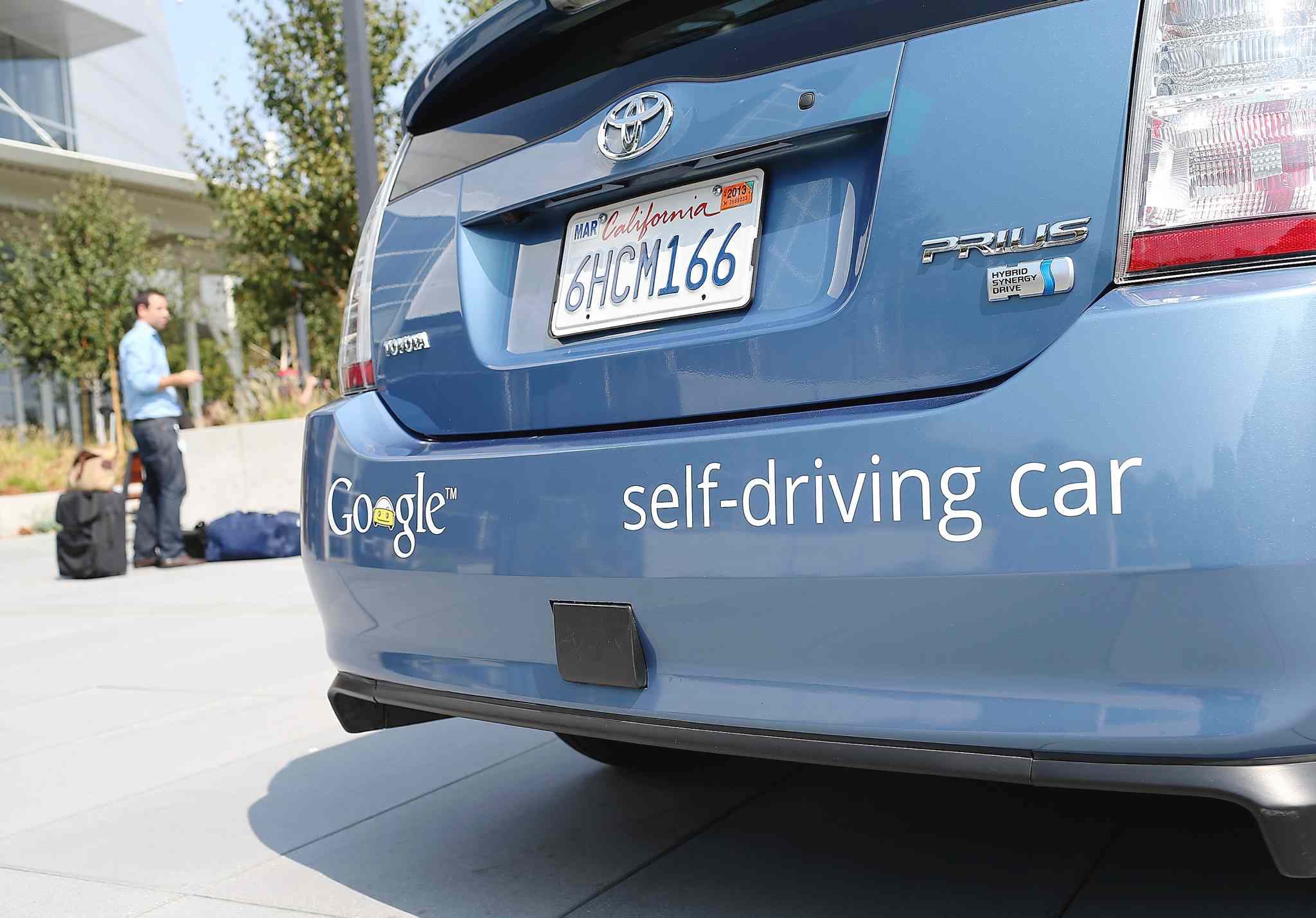Google has been testing driverless cars near its headquarters in Mountain View, Calif.The company's self-driving project began in 2009.
