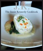 "The cover of ""J.K.: The Jamie Kennedy Cookbook"" by Chef Jamie Kennedy. THE CANADIAN PRESS/ho-HarperCollinsCanadaLtd"