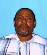 This undated image provided by the Sacramento Police Department on Wednesday, July 23, 2014 shows Michael Williams. Police say the 51-year-old man is suspected of fatally stabbing his wife, Tanganyika Williams, who is the aunt of Los Angeles Clippers forward Matt Barnes. Her body was found lying on a street on July 8. (AP Photo/Sacramento Police Department)