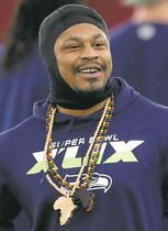 Matt York / the associated pressSeattle Seahawks enigmatic RB Marshawn Lynch might just up and quit after today�s Super Bowl.