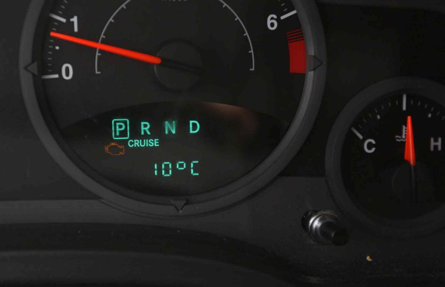And they've hit double-digits! The North Dakota/South Dakota border was recording temperatures at 10 C.