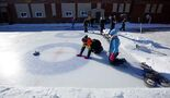Curling kids hurry hard, even at minus 25C