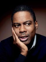 'Just be funny and they'll take you seriously at some point,' Chris Rock says.