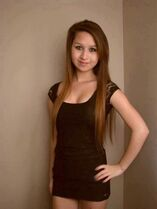 Amanda Todd, 15, is shown in this undated handout photo from one of the many Facebook memorial sites set up after her suspected suicide. A Dutch media outlet is reporting the arrest of a 35-year-old man in the Netherlands in connection with the Amanda Todd case. THE CANADIAN PRESS/Facebook-HO
