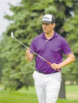 Bret Thompson had a hot start to the season with a triumph in the Match Play.