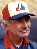 Jim Fanning, shown in this undated photo. Longtime Montreal Expos general manager Jim Fanning has died at the age of 87. Fanning was named the first GM of the Expos in 1968 and spent over 25 years with the team in a variety of roles. THE CANADIAN PRESS