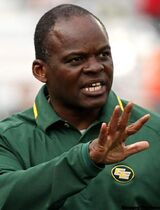 Former Edmonton Eskimos Head Coach Richie Hall will be the Winnipeg Blue Bombers' new defensive coordinator.