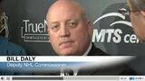REPLAY: Daly says NHL team name not set