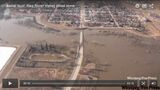 VIDEO: Aerial tour of flood zones
