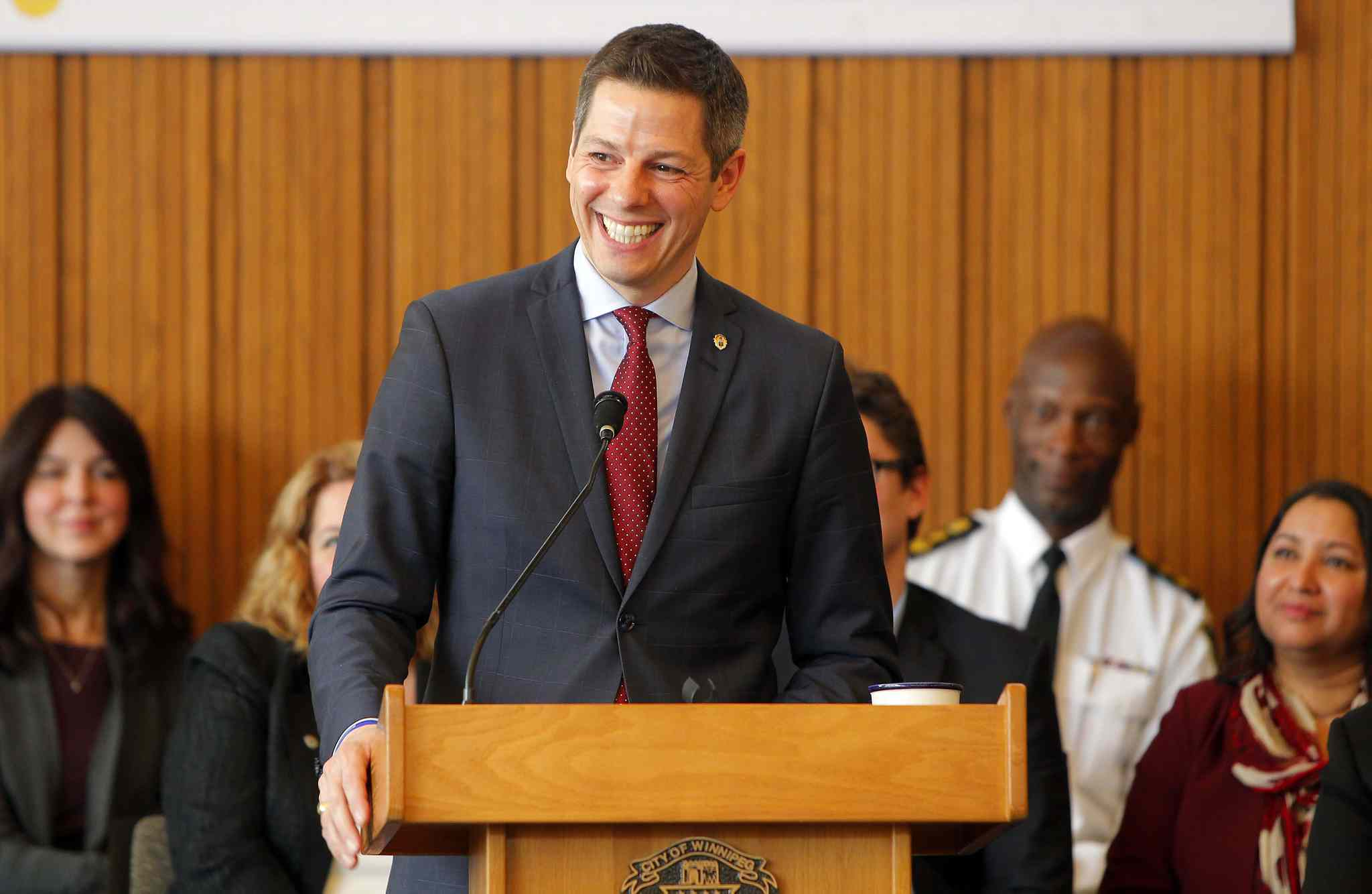 Mayor Brian Bowman said he has reflected on the year following Winnipeg being labelled the most racist city in Winnipeg by Maclean's magazine.