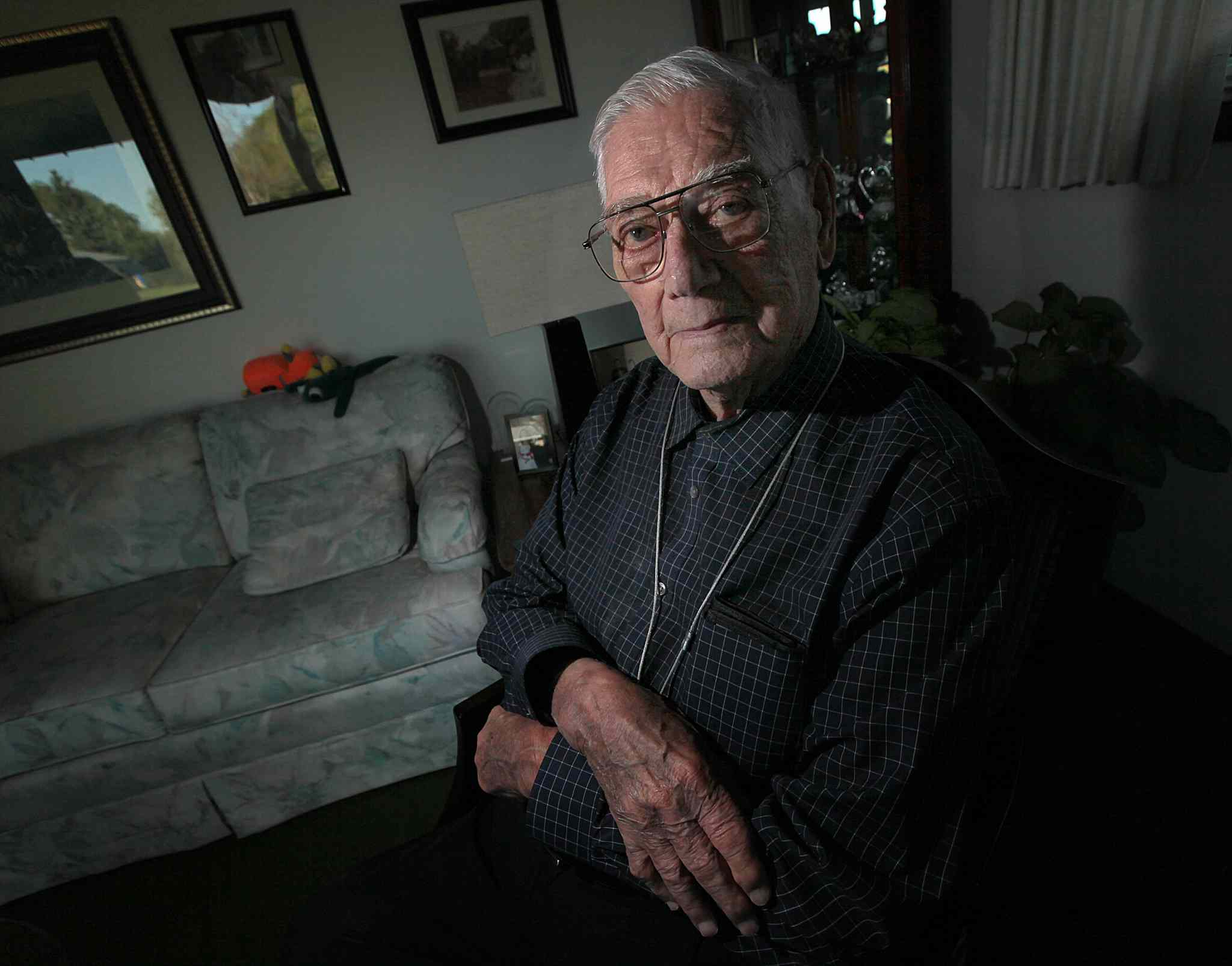 Arthur Christensen, 99, served as reeve and councillor for 21 years in West St. Paul.