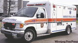 Sedans may replace ambulances