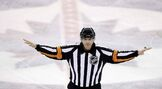 NHL officials aren't calling 'em as they see 'em