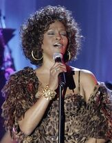 Whitney Houston performs at the Clive Davis pre-Grammy party in Beverly Hills, Calif. on Feb. 7, 2009. THE CANADIAN PRESS/AP, Dan Steinberg