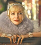 The Savoy Headpiece created by Tiffany for Carey Mulligan's character is available for US$200,000 from the jeweler's The Great Gatsby collection.