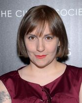 Lena Dunham attends a special screening of Fox Searchlight Pictures'