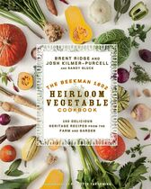 The cover of the Beekman Heirloom Vegetable cookbook si shown in a handout photo. THE CANADIAN PRESS/HO-Paulette Tavormina-Beekman Heirloom Vegetable Cookbook