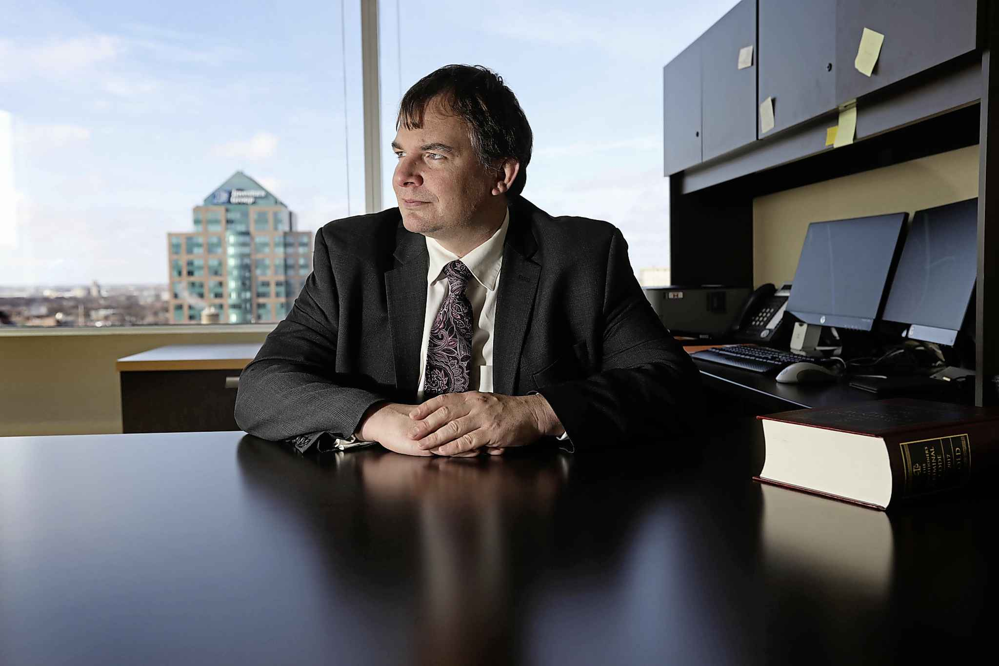 """It slows everything down. Transcripts are integral to our job,"" said Scott Newman, spokesman for the Criminal Defence Lawyers Association of Manitoba."