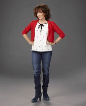 Actor Andrea Martin is shown as Ceil Engel in a promotional photo for the television show