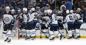 Jets find their ferocious forecheck in the nick of time