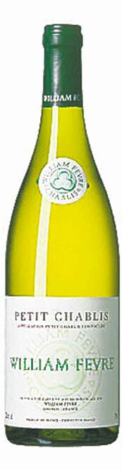 William Fevre 2012 Petit Chablis
